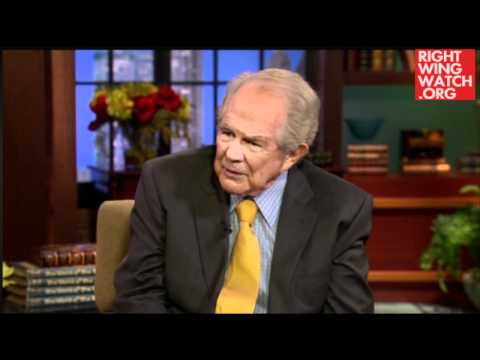 Prepare to meet your maker Pat Robertson