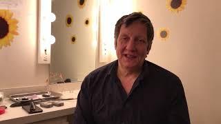 12.02.2019 Видеопоздравление от Робера Лепажа