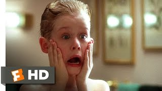 Home Alone 1/5 Movie CLIP  Kevin Washes Up 1990 HD