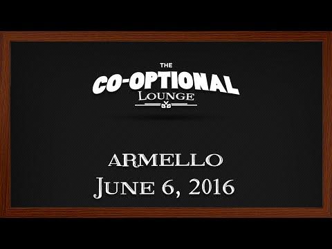 The Co-Optional Lounge plays Armello. ft. Crendor, Genna & Jesse [strong language] - Jun. 6, 2016