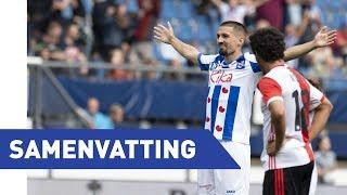 Samenvatting sc Heerenveen - Feyenoord 19/20