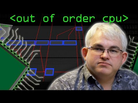 CPUs Are Out of Order – Computerphile