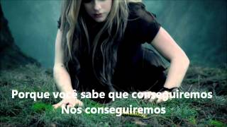 Avril Lavigne - Keep holding On - Legendado