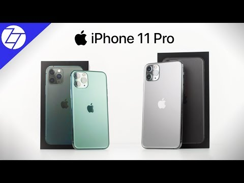 iPhone 11 PRO - Unboxing, Camera Test & My Thoughts!