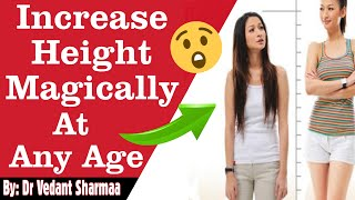 INCREASE HEIGHT | (PAID) Divine CODES for Increase Height Naturally