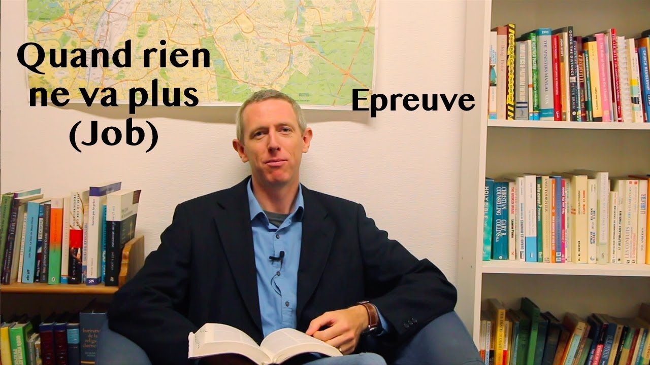 Epreuve (Jb 1.21-22 ; 19.25-26)