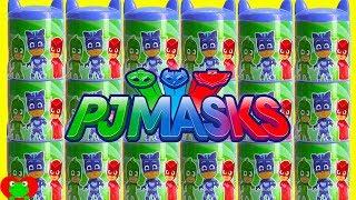 Genie Opens PJ Masks Headquarters Surprise Capsules