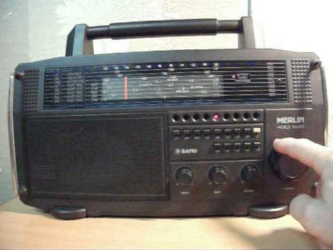 Видеосюжет о радиоприемнике