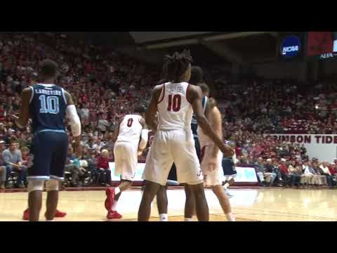 Alabama vs. Rhode Island (12-6-17)