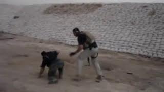 Смотреть онлайн Тренировка в войсках Ирака
