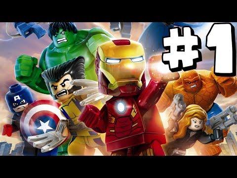 LEGO Marvel Super Heroes, Xbox One kaina ir informacija | Kompiuteriniai žaidimai | pigu.lt