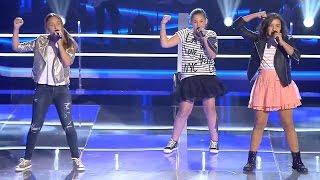 "Mónica Vs. Leire Vs. Carla: ""Stronger (What Doesn't Kill You)"" – Las Batallas - La Voz Kids 2017"