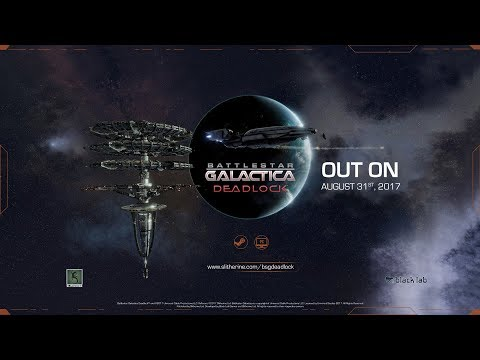 Battlestar Galactica Deadlock - Out on August 31! - Battle Trailer thumbnail