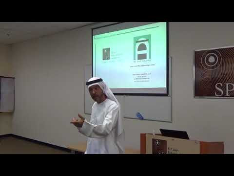 , title : 'Nasif Kayed talks to students about Business Etiquette in UAE & GCC