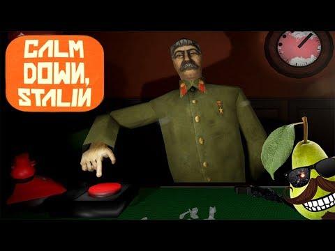 |Herní ochutnávky| Calm Down Stalin - Běžná denní rutina železného muže