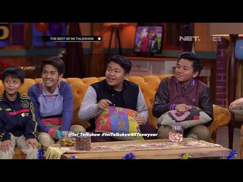 The Best Of Ini Talk Show - Adu Juggling Sama Tristan, Personil CJR Menang    kan Hatimu