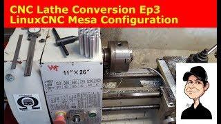 Mesa 7i96 Linuxcnc