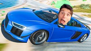Mit diesem AUDI R8 werden wir zum Millionär!   Forza Horizon 4