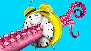 Радужное утро Единорога против утра Русалки – 12 идей
