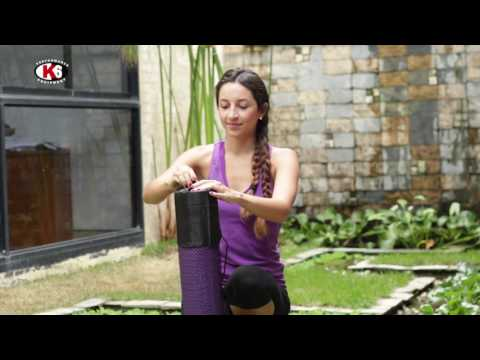 Mat de Yoga - Colchoneta o Tapete para Yoga - K6 Fitness.