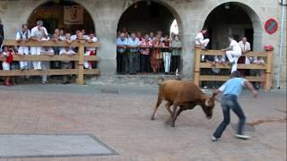 preview picture of video 'Fiestas de Cáseda 2004'