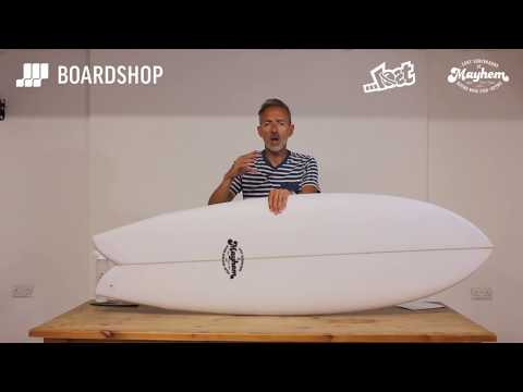 Lost RNF Retro Surfboard Review