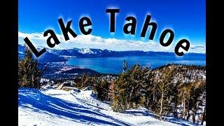 ★Lake Tahoe Ski Trip| Heavenly Ski Resort|CALIFORNIA|NEVADA| 2019★ 4K