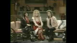 "Dolly Parton , Emmylou Harris & Linda Ronstadt- ""THOSE MEMORIES OF YOU Live at 1987 Dolly show"