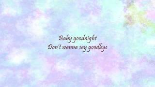GD & TOP - Baby Good Night [Han & Eng]