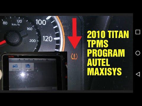 Nissan Titan TPMS Reset - смотреть онлайн на Hah Life