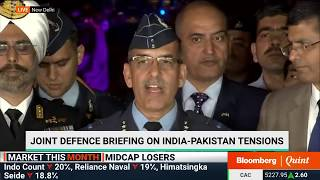 Joint Army, Navy, Air Force Press Conference