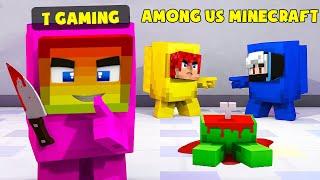 MINI GAME : AMONG US MINECRAFT ** NOOB TEAM MẤT ĐOÀN KẾT VÌ GAME NÀY ??