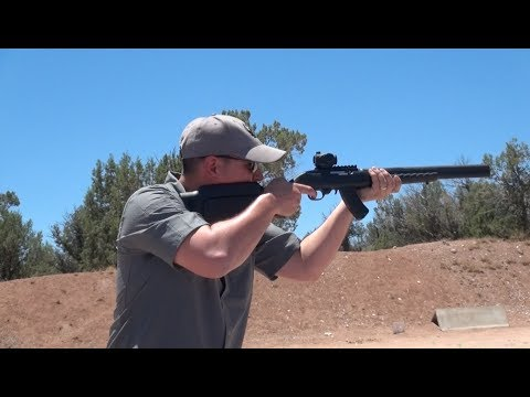 Ruger's Iconic 10/22 Goes Silent
