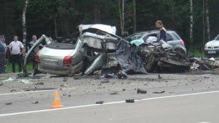 Ужасные аварии и смертельные дтп смотреть ужасные аварии и смертельные дтп