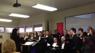Mountain West Chorale - One Small Star