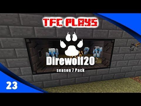 Bliz Tweaks - TFC Plays the Direwolf20 Season 7 Pack Ep23