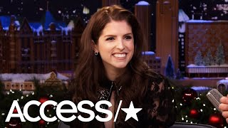 Anna Kendrick Shows Off Her Aca-Amazing Kristen Stewart Impression | Access