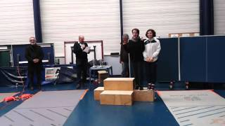H 2024 : Le podium des filles !