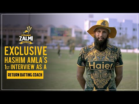 Exclusive: Hashim Amla
