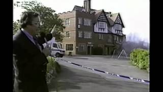 Holbeck Hall Hotel, Scarborough, collapses on live TV