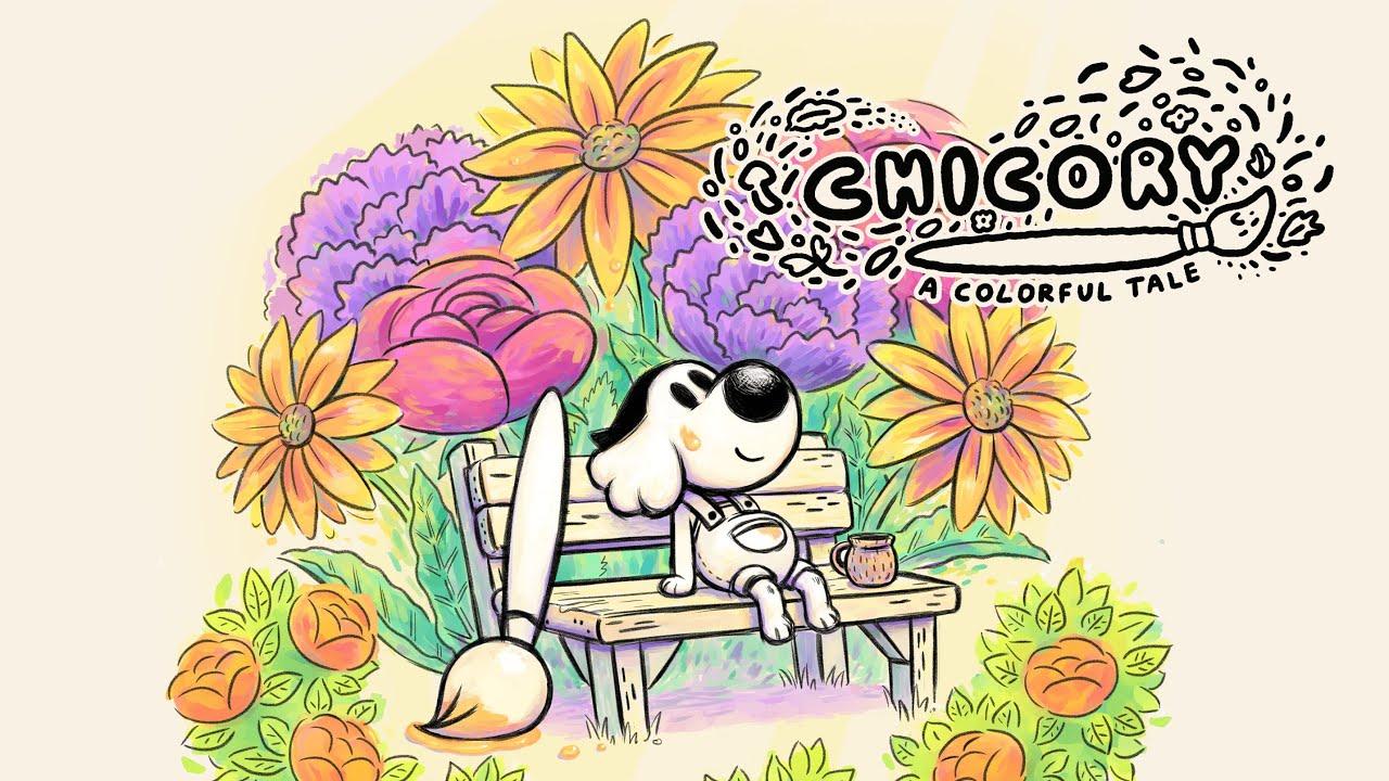 Il mondo è la tua tela in Chicory: A Colorful Tale, in arrivo su PS5 e PS4 questa primavera