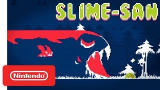 Picture of a game: Slime-San
