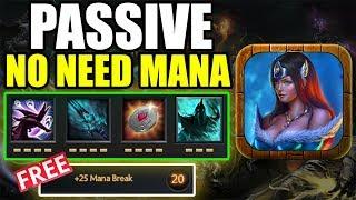 IMBA PASSIVE DON'T NEED MANA GAME ❗️ Ability Draft Dota 2
