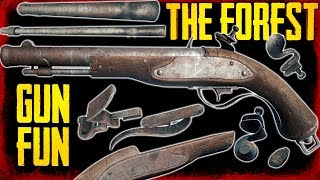 FUN RUN FOR THE GUN SON - S5 EP16 | The Forest