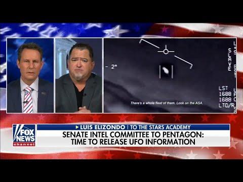 Senate Intelligence Committee & UFOs – AATIP Luis Elizondo –  June 26th, 2020