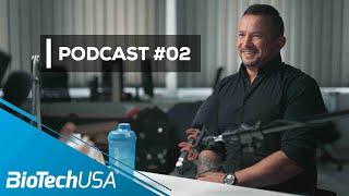 Megelégelte a túlsúlyt, ledobott 30 kilót! - Interjú Tóth Ferenccel | BioTechUSA Podcast