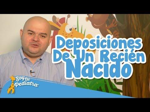 055 - Deposiciones De Un Recién Nacido, Salud - SoyTuPediatra