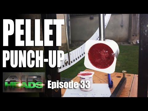 Pellet Punch-Up – AirHeads for Airguns, episode 33