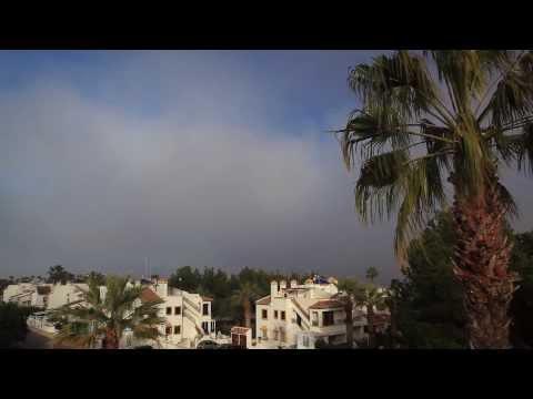 , title : 'Аномальная погода в Испании, сильный туман в провинции Аликанте'