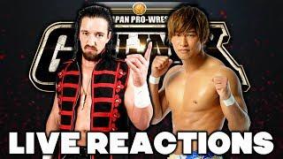 NJPW G1 Climax Finals 2019 Live Reactions